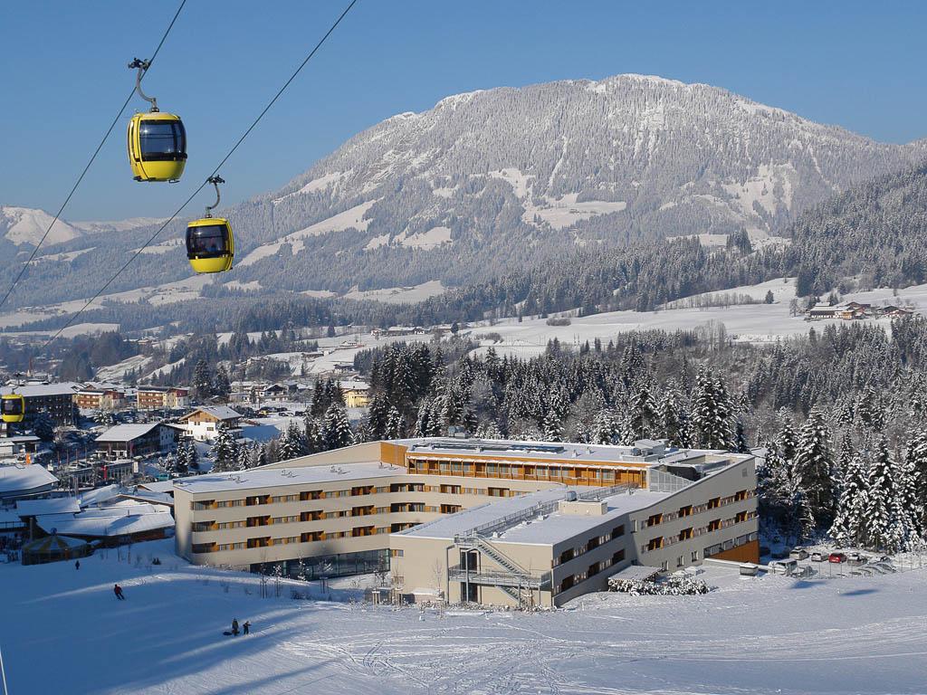Fieberbrunn Austria  City new picture : Das Austria Trend Alpine Resort liegt ruhig gelegen am Ortsrand von ...